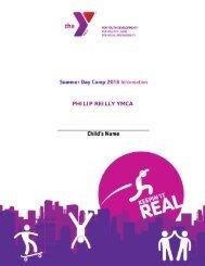 PHILIP REILLY YMCA - YMCA of Orange County