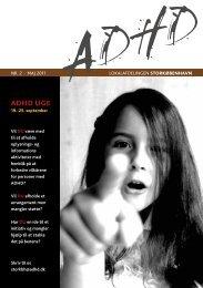 aDhD UGe - ADHD: Foreningen