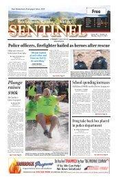 March 14, 2013 PDF Edition - The Sentinel