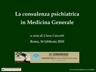 ROMA 16_2_2010 senza mov - Azienda USL di Reggio Emilia