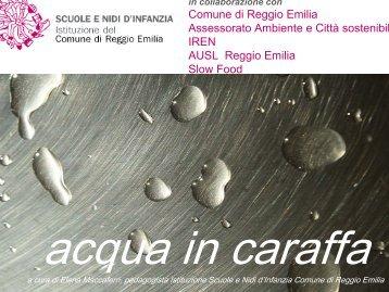 sostenibilità - Azienda USL di Reggio Emilia