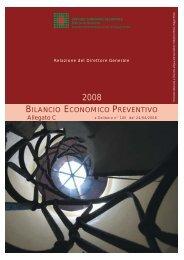 Relazione del Direttore Generale - Azienda USL di Reggio Emilia