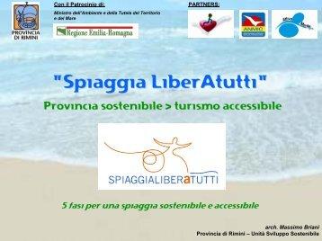 Presentazione del Progetto - turismo-sostenibile.org - Provincia di ...