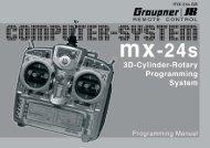 MX-24s - Graupner