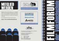 Download Beitrittserklärung - VHS Marktheidenfeld