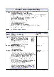 Referat fra møte 13. september 2011 i Sentralt ... - Vestre Viken HF