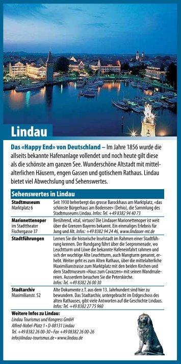 Flyer Lindau