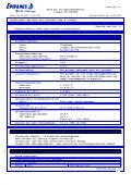 Veiligheidsblad - Epifanes Poly-Urethane Component ... - Marinestore - Page 4