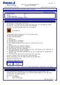 Veiligheidsblad - Epifanes Poly-Urethane Component ... - Marinestore - Page 6
