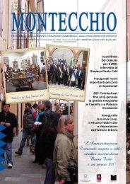 Notiziario Dicembre 2010 - Comune di Montecchio Emilia