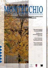 Notiziario Ottobre 2009 - Comune di Montecchio Emilia