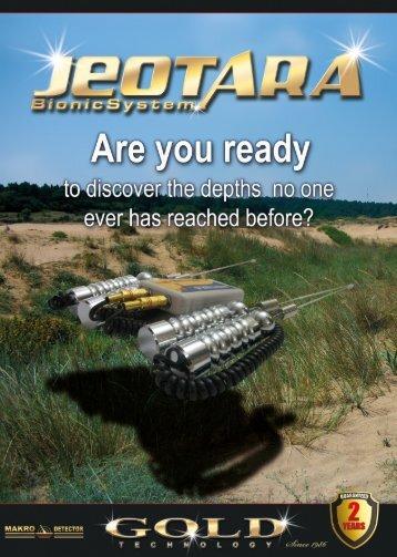 Download Jeotara Bionic System Brochure - K. R. B. Geo Services