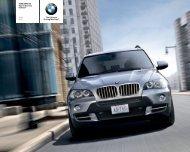 2008 BMW X5 Sports Activity Vehicle® 3.0si 4.8i The ... - Irvine BMW