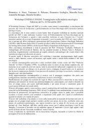 Domenico A. Nesci, Tommaso A. Poliseno ... - Doppio Sogno
