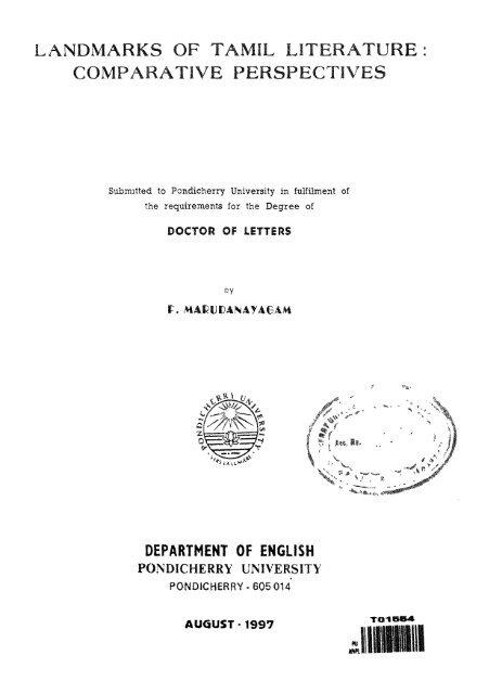 T 1554 pdf Pondicherry University DSpace Portal