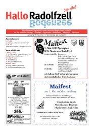 Maifest - Radolfzell