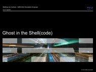 IBM Presentations: Smart Planet Template - 2010