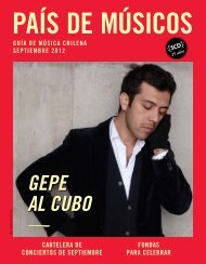 GEPE AL CUBO — - SCD