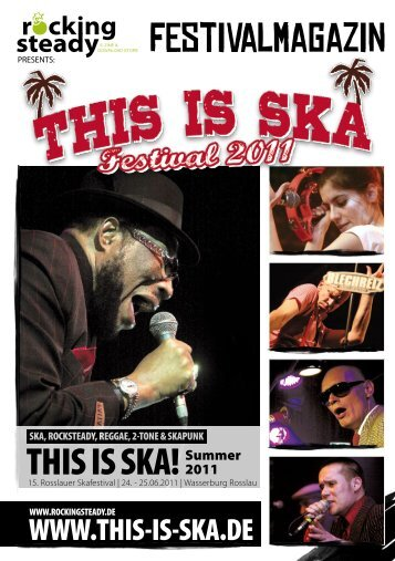 This Is Ska 2011(Original) 4,61 MB (OM) - Rocking Steady!