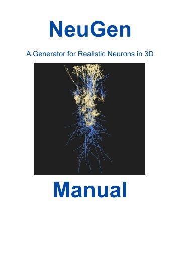 NeuGenManual.pdf (Version 1.1) - G-CSC Home