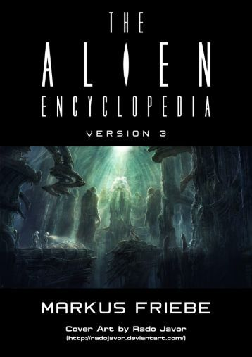 version 3 - The Alien Encyclopedia