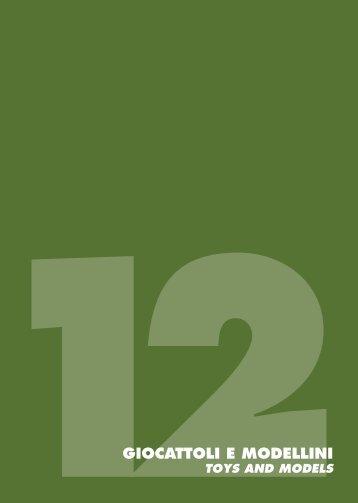 12GIOCATTOLI E MODELLINI - Scan-Agro