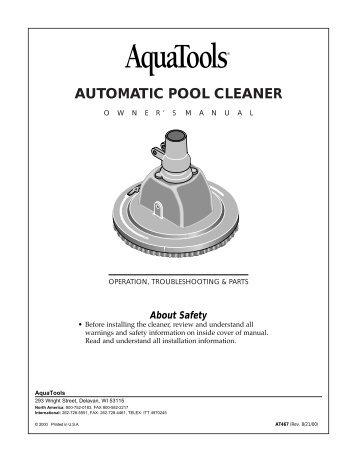 Aquatools vacuum manual array instruction manual rh yumpu com fandeluxe Choice Image