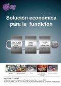 FUNDICIONES FERREAS Y NO FERREAS EN ARENA ... - Metalspain - Page 4