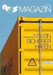 EIN SICHERER HAFEN - MCS Moorbek Computer Systeme GmbH