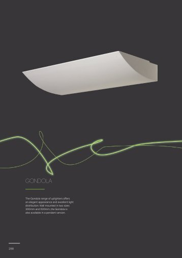 Gondola - Apollo Lighting Ltd