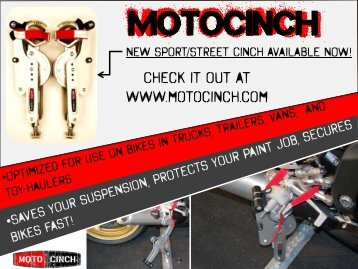 Check it out at www.motocinch.com