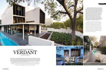 verdant - Robert Mills Architects