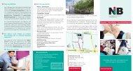 "Informationsflyer ""Ambulante REHA im NiB Köln"" - Aphasie ..."
