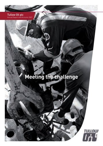 Annual Report PDF - Tullow Oil plc