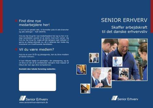 Se den nyeste folder til virksomheder - Senior Erhverv Danmark