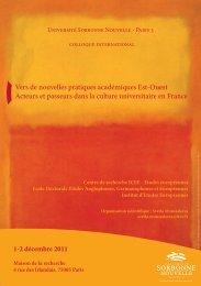 Programme [PDF - 890 Ko ] - Université Sorbonne Nouvelle