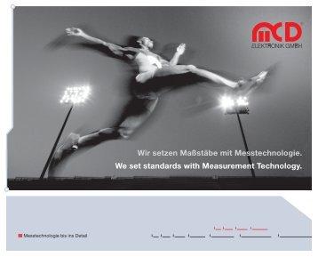 als Präsentation - MCD Elektronik GmbH
