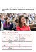 Welcome Programme - Sciences Po - Page 4
