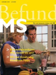 Befund MS