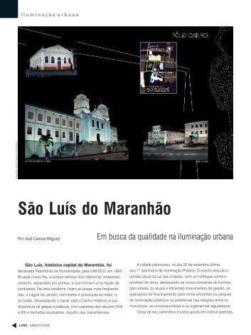 São Luís do Maranhão - Lume Arquitetura