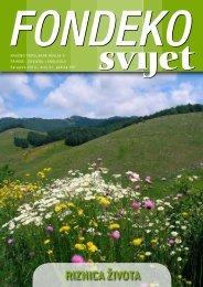 naučno popularna revija o prirodi, čovjeku i ekologiji - Federalno ...