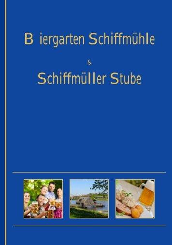 Biergarten Schiffmühle Schiffmüller Stube