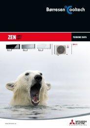 ZEN produktark - Børresen Cooltech AS