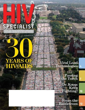 HiV/Aids - American Academy of HIV Medicine