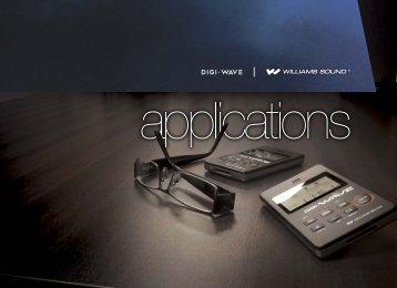 Digi-Wave Application Guide - Williams Sound