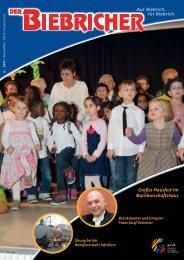 DER BIEBRICHER, Ausgabe 264, November 2013