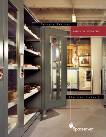 Museum Collection Care Brochure - KI Europe