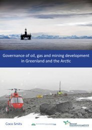 Governance of oil, gas and mining development ... - Wageningen UR
