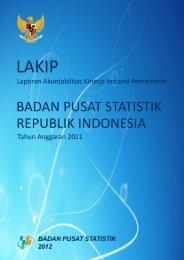 L - Badan Pusat Statistik