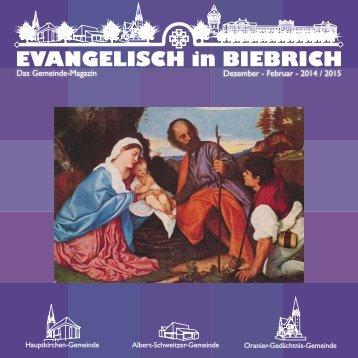 EVANGELISCH in BIEBRICH
